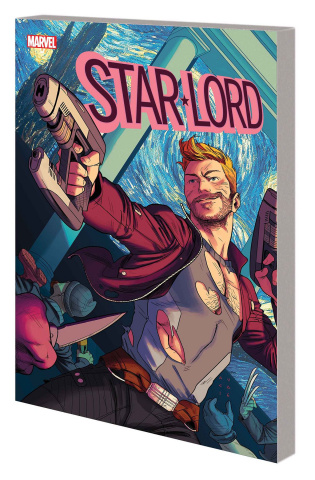 Star-Lord Vol. 1: Grounded