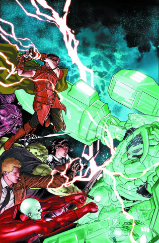 Justice League Dark Vol. 3: The Death of Magic