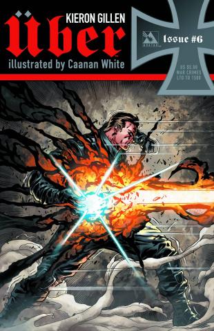 Über #6 (War Crimes Cover)