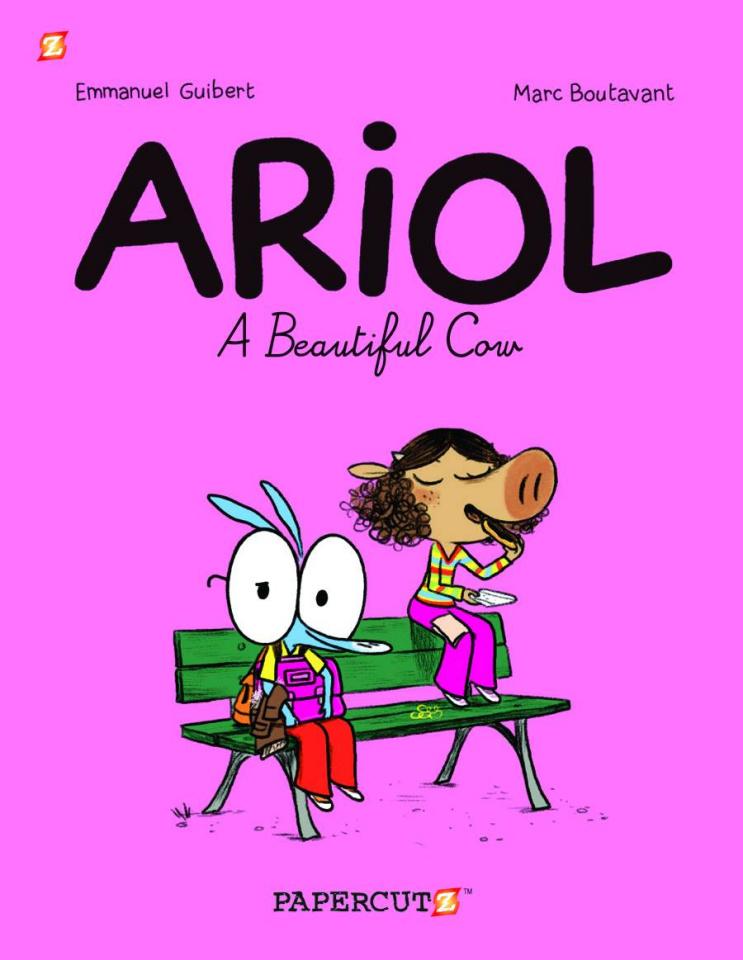 Ariol Vol. 4: A Beautiful Cow