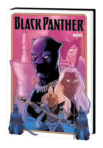 Black Panther Vol. 2: Avengers of the New World