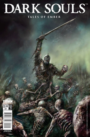 Dark Souls: Tales of Ember #2 (Percival Cover)