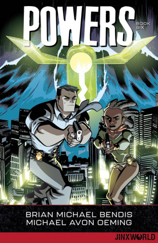 Powers Book 6 (New Edition)