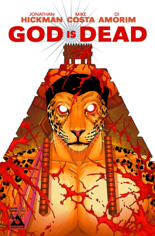 God Is Dead #4 (Iconic Cover)