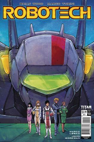 Robotech #1 (3rd Printing)