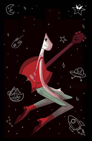 Adventure Time: Marceline Gone Adrift #1