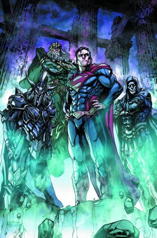 Injustice: Gods Among Us, Year Four #8