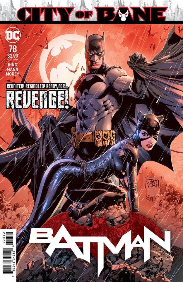 Batman #78 (2nd Printing)