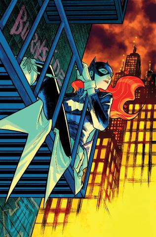 Batgirl #7 (Variant Cover)