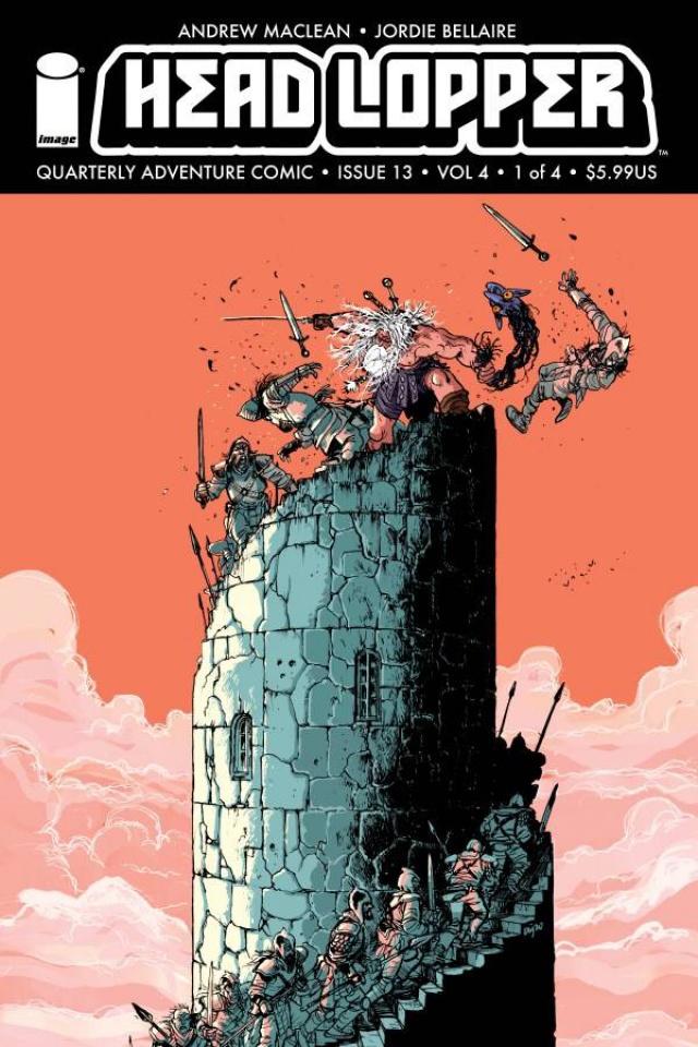 Head Lopper #13 (Johnson Cover)