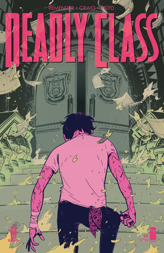 Deadly Class #38 (Craig Cover)