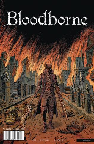 Bloodborne #1 (Kowalski Cover)