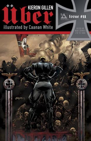Über #11 (War Crimes Cover)