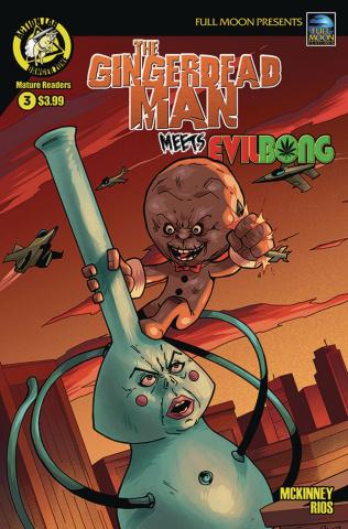 The Gingerdead Man Meets Evil Bong #3