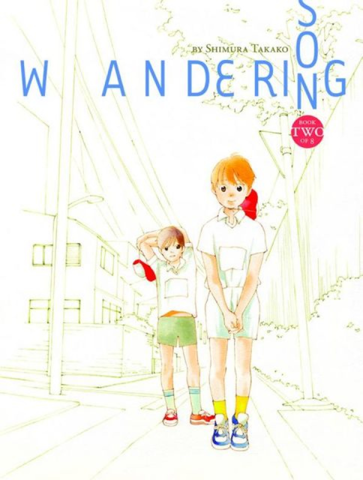 Wandering Son Vol. 2