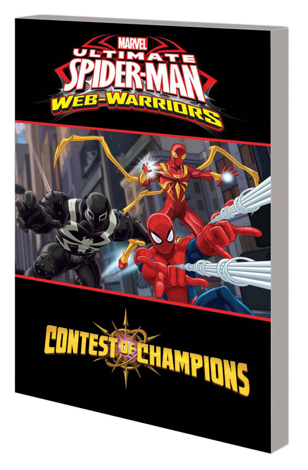 Ultimate Spider-Man: Contest of Champions