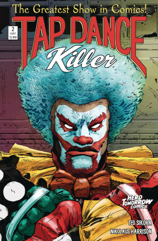 Tap Dance Killer #2 (Punchline Cover)