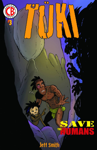 Tuki: Save the Humans #3