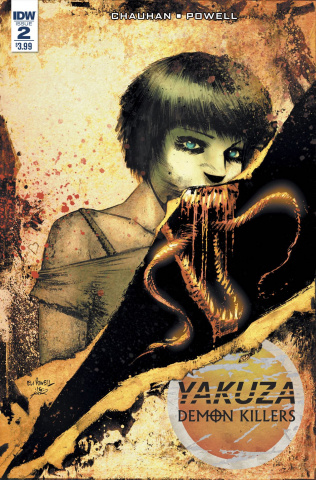 Yakuza: Demon Killers #2