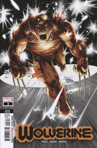 Wolverine #3 (2nd Printing)