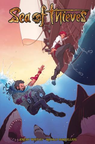 Sea of Thieves #4 (Zanfardino Cover)