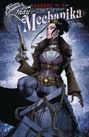 Lady Mechanika: Sangre #2