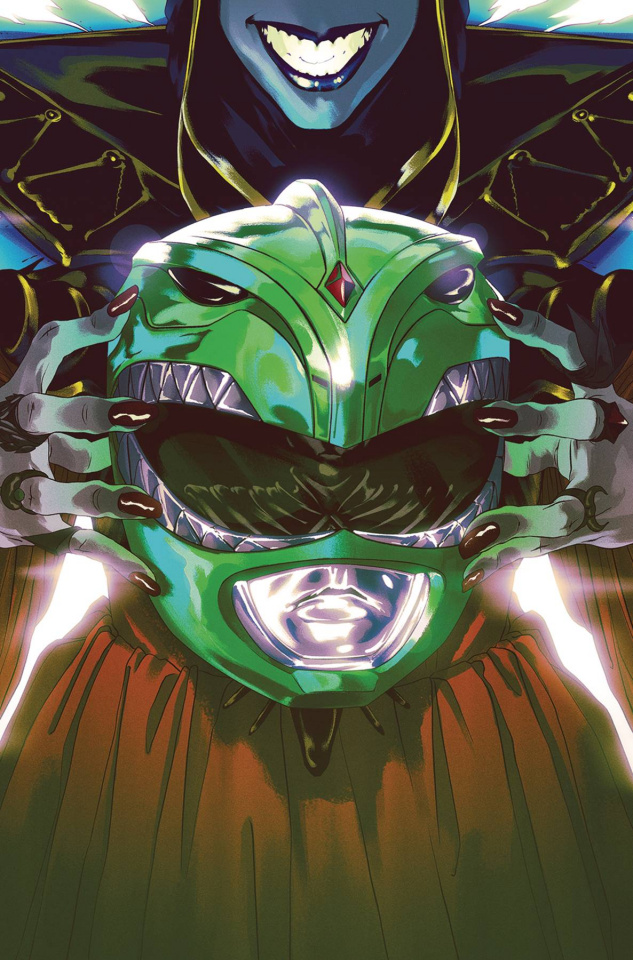 Mighty Morphin' Power Rangers #51 (Foil Wraparound Cover)