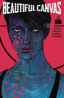 Beautiful Canvas #1 (Ward Cover)