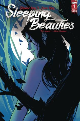 Sleeping Beauties #1 (Wu Cover)