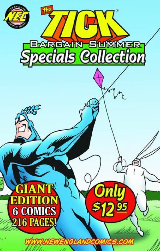 The Tick: Bargain Summer Specials Collection