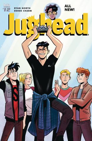 Jughead #12 (Derek Charm Cover)