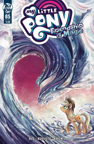 My Little Pony: Friendship Is Magic #85 (Neofotistou Cover)