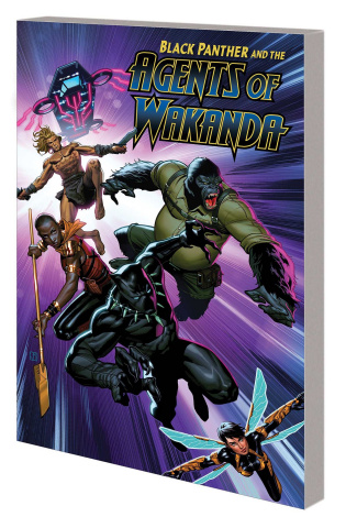 Black Panther and the Agents of Wakanda Vol. 1