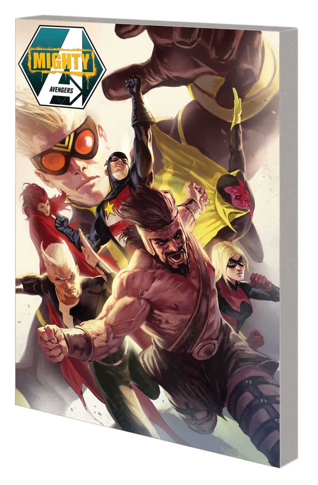 Mighty Avengers by Slott (Complete Collection)