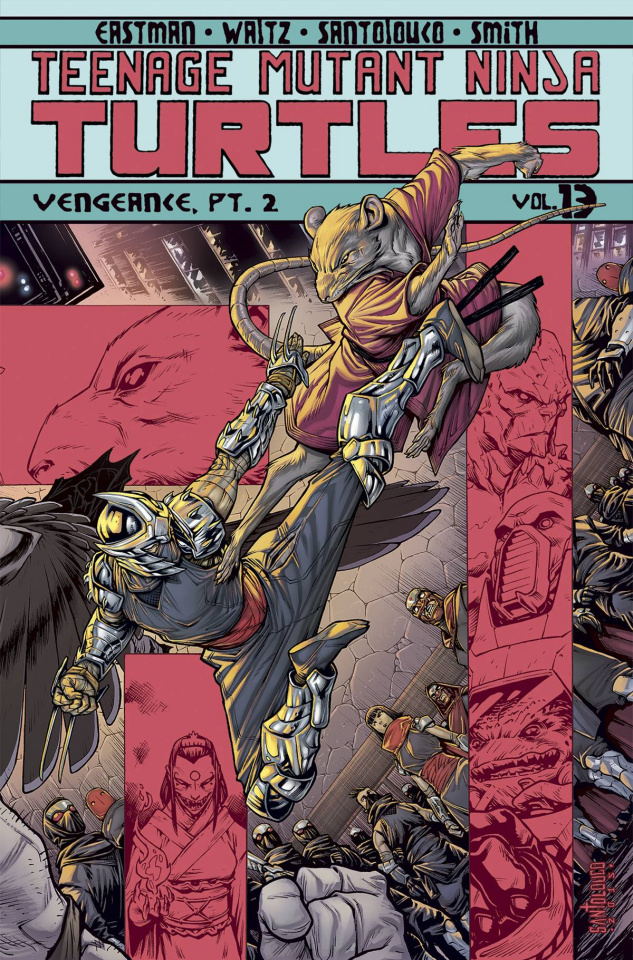 Teenage Mutant Ninja Turtles Vol. 13: Vengeance, Pt. 2