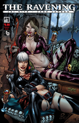 The Ravening #1 (KS Succubi Cover)