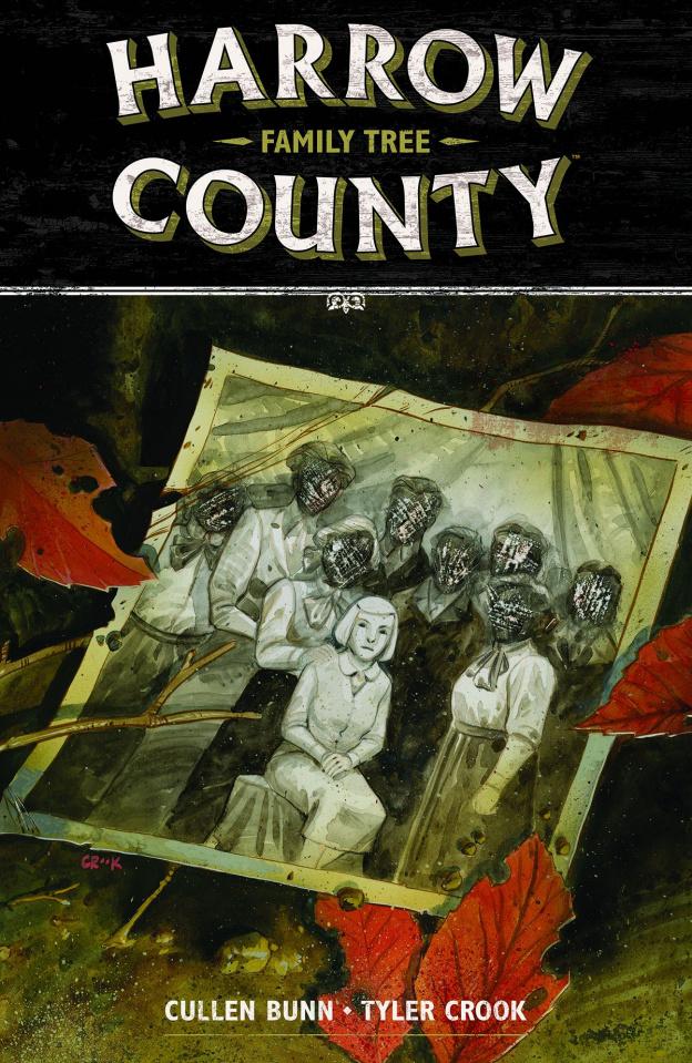 Harrow County Vol. 4: Family Tree