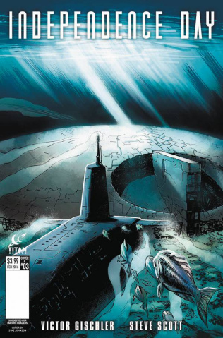 Independence Day #3 (Johnson Cover)