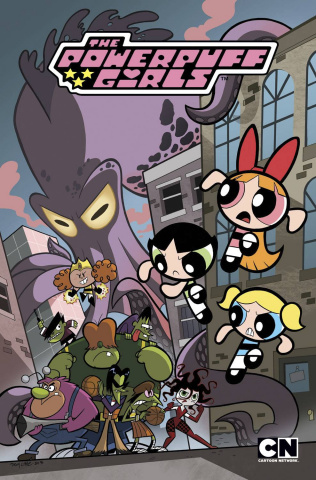 The Powerpuff Girls Vol. 1