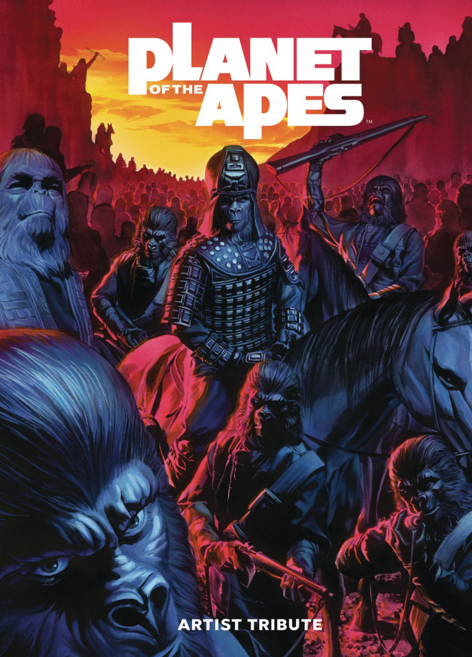 Planet of the Apes: Artist Tribute