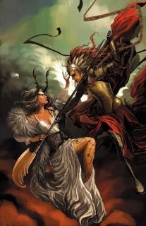 1602: Witch Hunter Angela #4