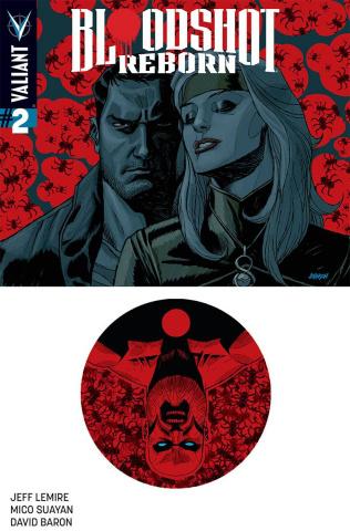 Bloodshot: Reborn #2 (Johnson Cover)