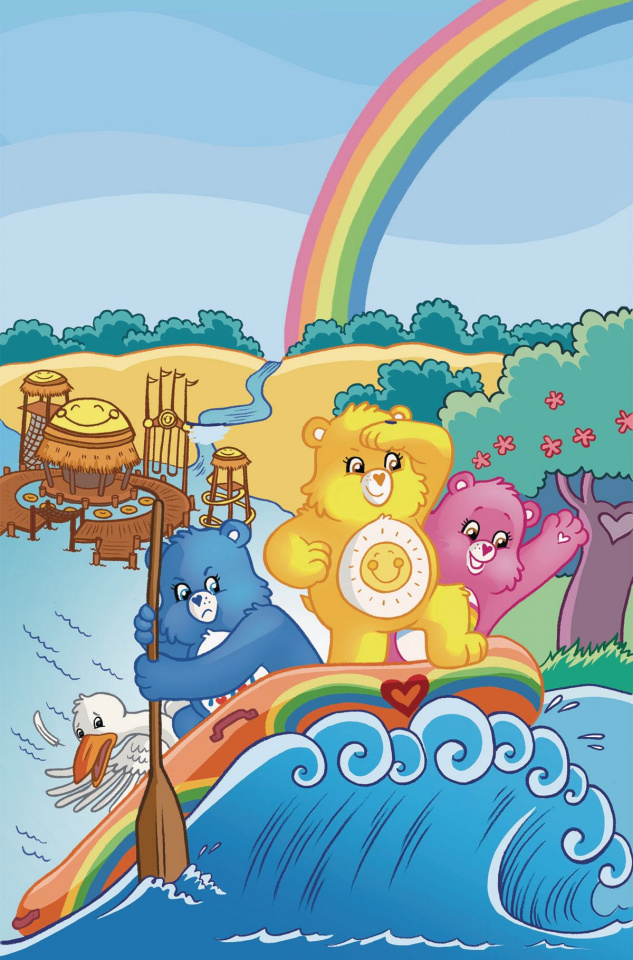 Care Bears: The Rainbow River Rescue