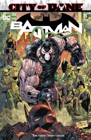Batman #75: The Offer