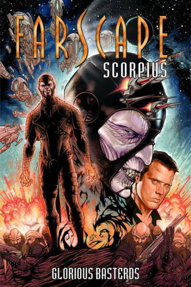 Farscape: Scorpius Vol. 2