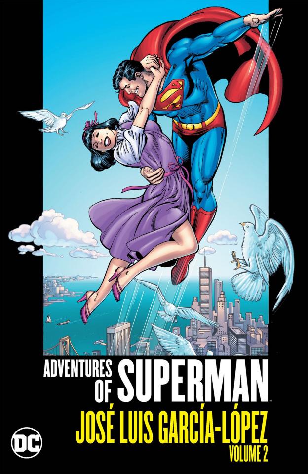 The Adventures of Superman by Jose Luis Garcia Lopez Vol. 2