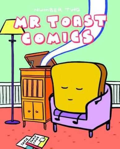Mr Toast Comics #2