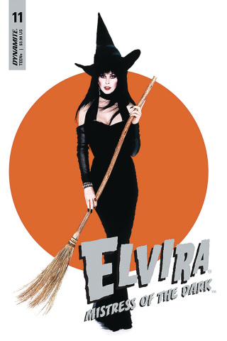 Elvira: Mistress of the Dark #11 (Photo Cover)