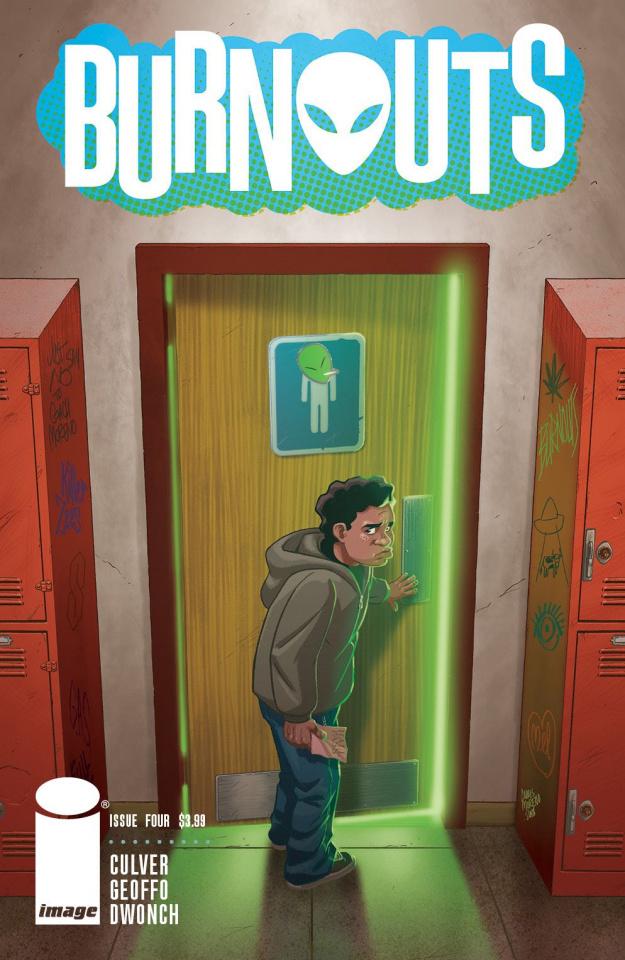 Burnouts #4 (Moreno Cover)