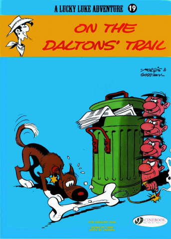 Lucky Luke Vol. 19: On the Daltons' Trail